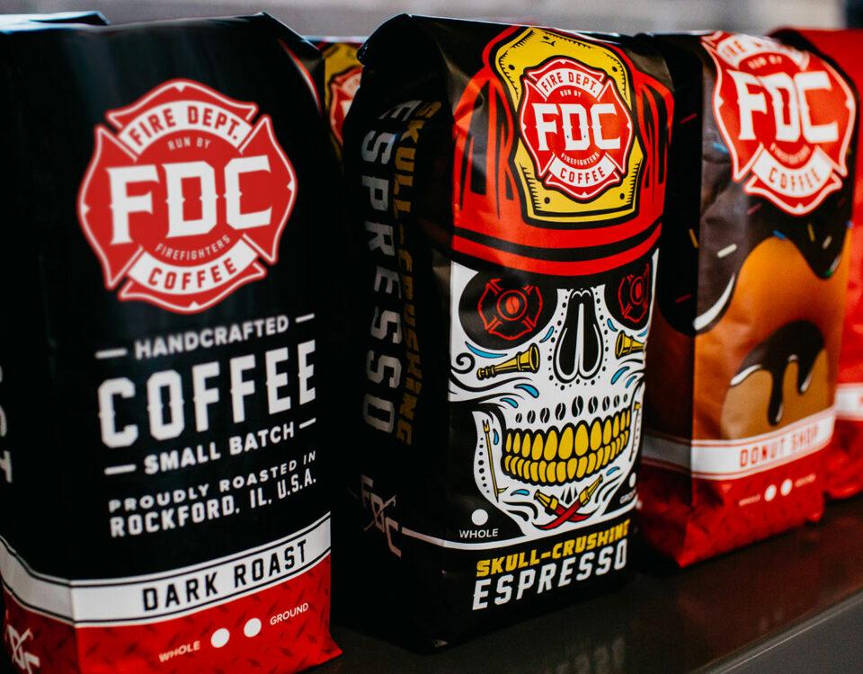 Fire Dept. Coffee