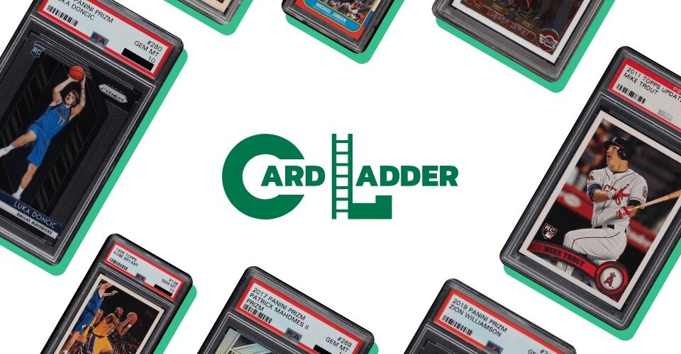 Card Ladder Logo and Image